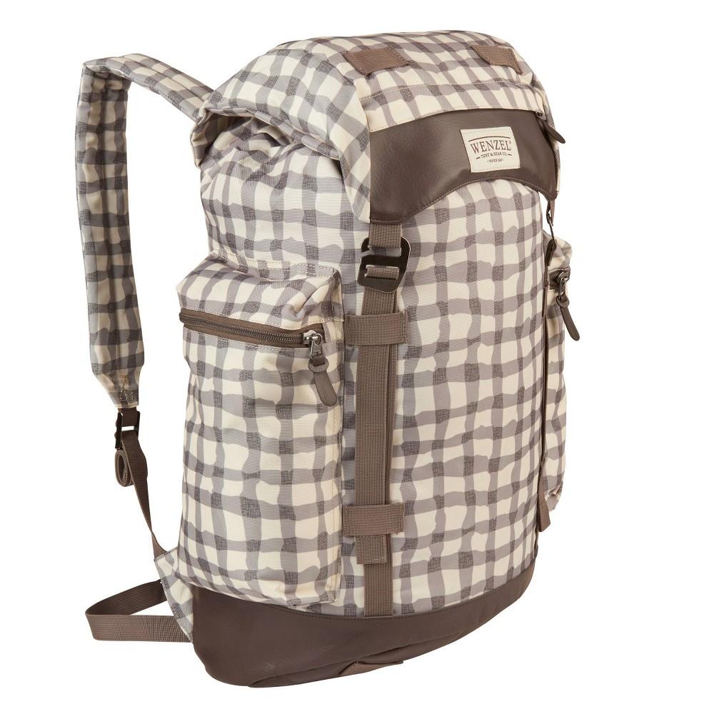 Image of Wenzel Boulderdasche 33 Daypack - Khaki, Brown