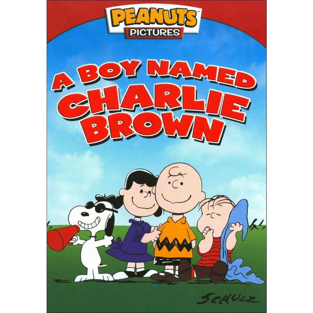 Boy named charlie brown (Dvd) Boy named charlie brown (Dvd)