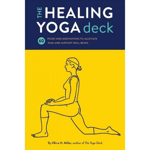 Healing Yoga Deck : 60 Poses and Meditations to Alleviate Pain and Support Well-being -  (Paperback) - image 1 of 1