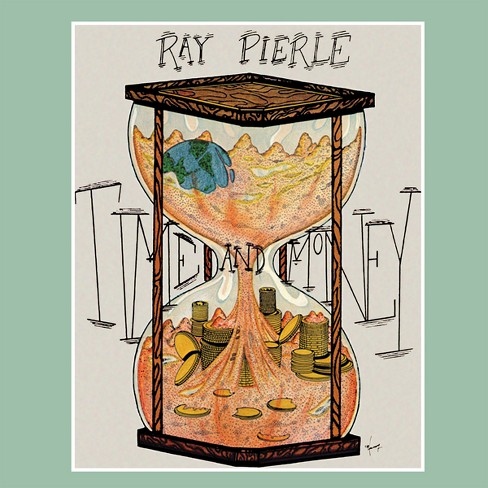 Ray pierle - Time and money (Vinyl) - image 1 of 1