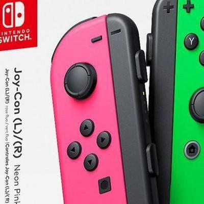 Pink/Green