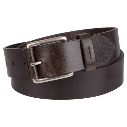 DENIZEN® from Levi's® Men's Brown Nose Wrap Non-Reversible Belt - Brown L - image 1 of 1
