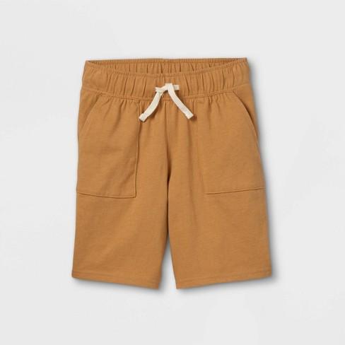 Boys' Knit Pull-On Shorts - Cat & Jack™ - image 1 of 2
