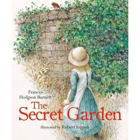 The Secret Garden - 2nd Edition By Frances Hodgson Burnett (Hardcover) :  Target