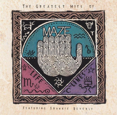 Maze - Greatest hits of maze featuring frank (CD) - image 1 of 1