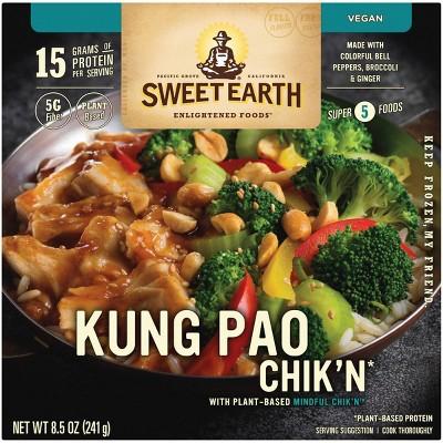 Sweet Earth Kung Pao Chik'n - 9oz