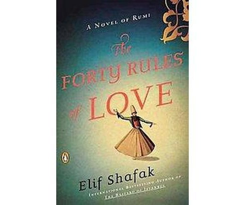 The Forty Rules of Love (Reprint) (Paperback) - image 1 of 1