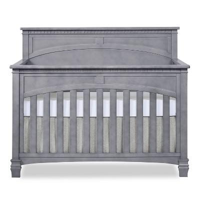 Evolur Santa Fe 5-in-1 Convertible Crib - Storm Gray