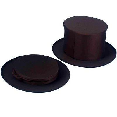 Forum Novelties Collapsible Top Hat (Adult)