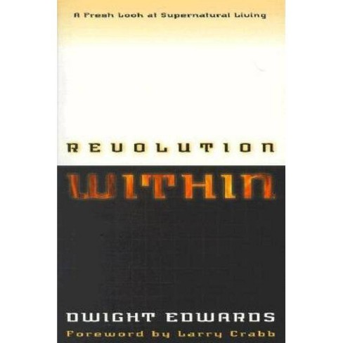 Revolution Within - by  Dwight Edwards (Paperback) - image 1 of 1