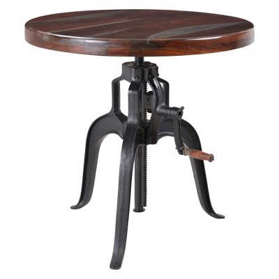 Merveilleux Christopher Knight Home Liverpool Adjustable Bistro Pub Table Black