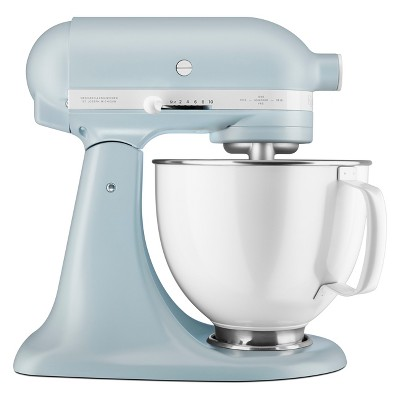 kitchenaid 5qt limited edition stand mixer misty blue ksm180rpmb rh target com