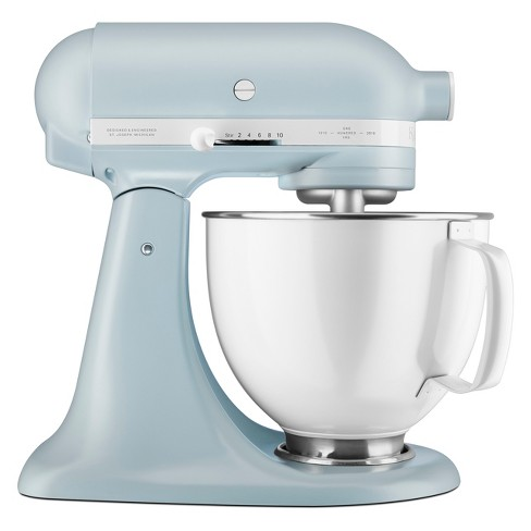 KitchenAid 5qt Limited Edition Stand Mixer Misty Blue - KSM180RPMB - image 1 of 5
