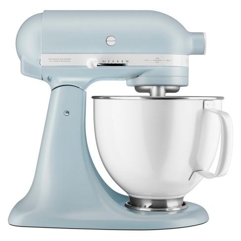 Kitchenaid 5qt Limited Edition Stand Mixer Misty Blue Ksm180rpmb