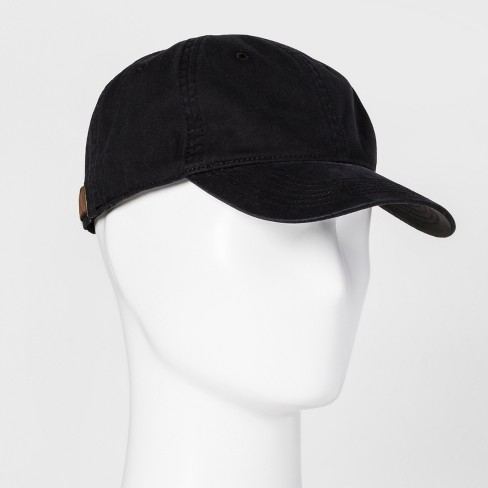 Men's Washed Baseball Cap - Goodfellow & Co™ - image 1 of 2