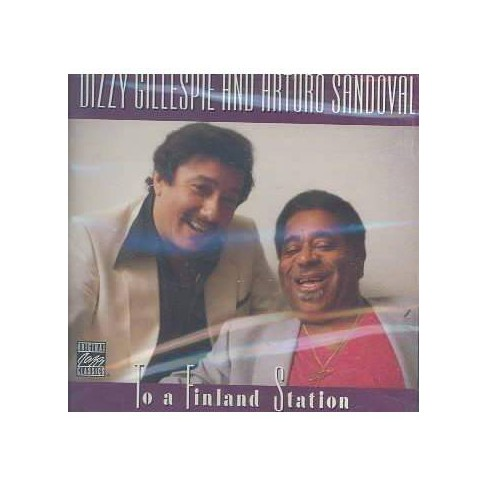 Dizzy Gillespie - To a Finland Station (CD) - image 1 of 1