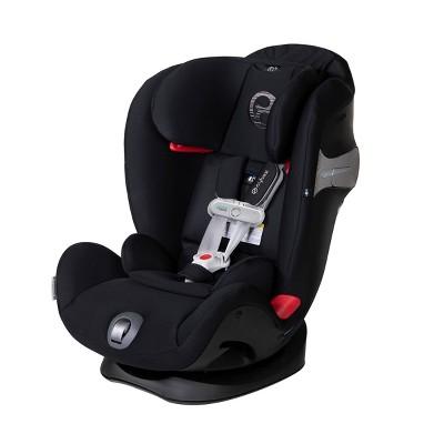 Cybex Eternis Sensor Safe Convertible Car Seat - Lavastone Black
