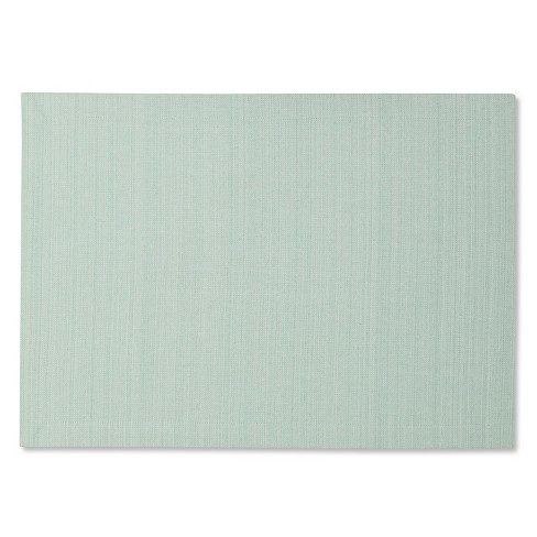 Solid Placemat Green - Threshold™ - image 1 of 1