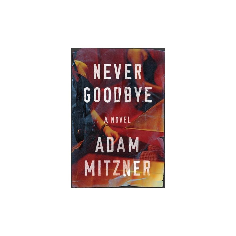 Never Goodbye - by Adam Mitzner (Paperback)