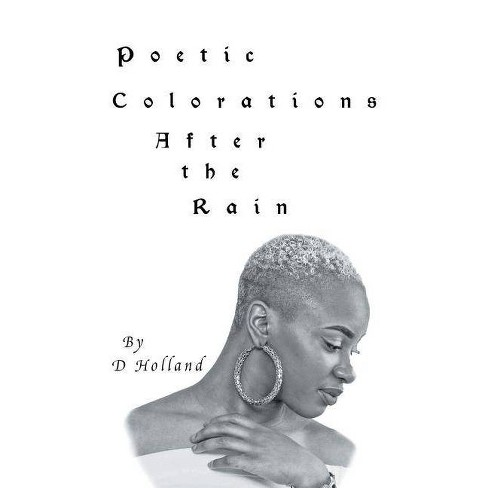 Poetic Colorations - by  D Holland (Paperback) - image 1 of 1