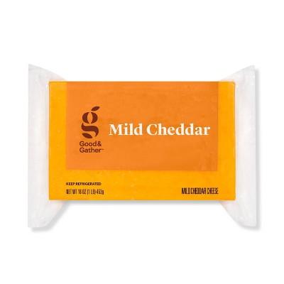 Mild Cheddar Cheese - 16oz - Good & Gather™