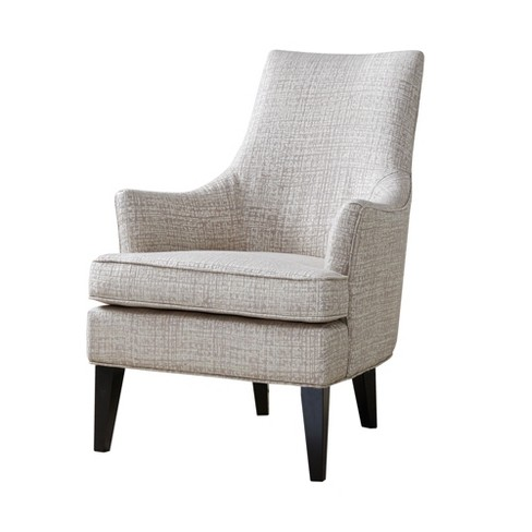 Bidford Swoop Arm Chair - Pewter - image 1 of 4