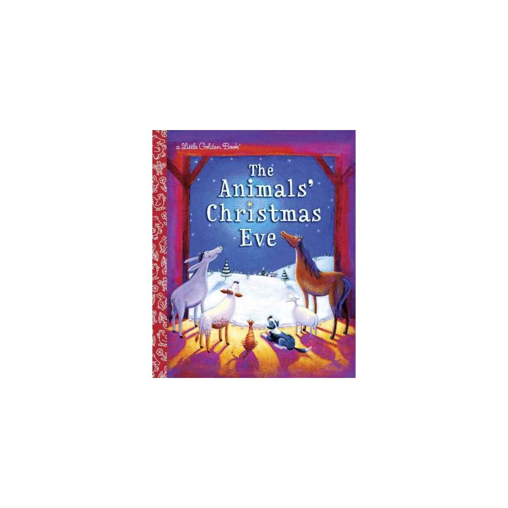 Animals' Christmas Eve (Hardcover) (Gale Wiersum)