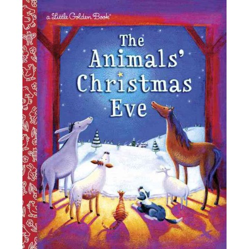 Animals' Christmas Eve (Hardcover) (Gale Wiersum) - image 1 of 1