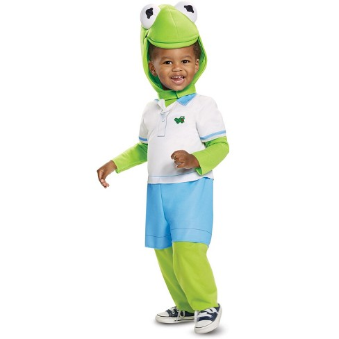 The Muppets Muppet Babies Kermit Infant/Toddler Costume - image 1 of 1