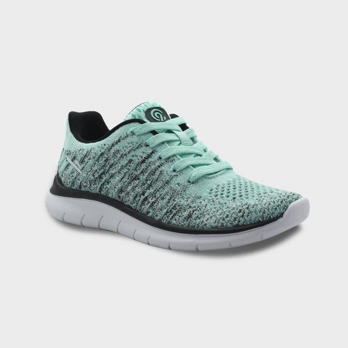 Girls' Focus 2 Performance Athletic Shoes - C9 Champion® Mint Green - image 1 of 3