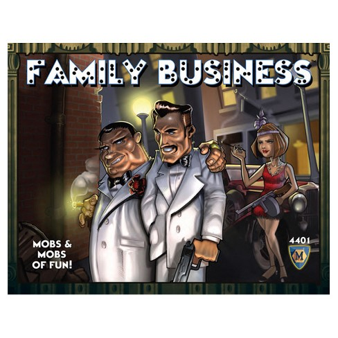 Family Business Game - image 1 of 1