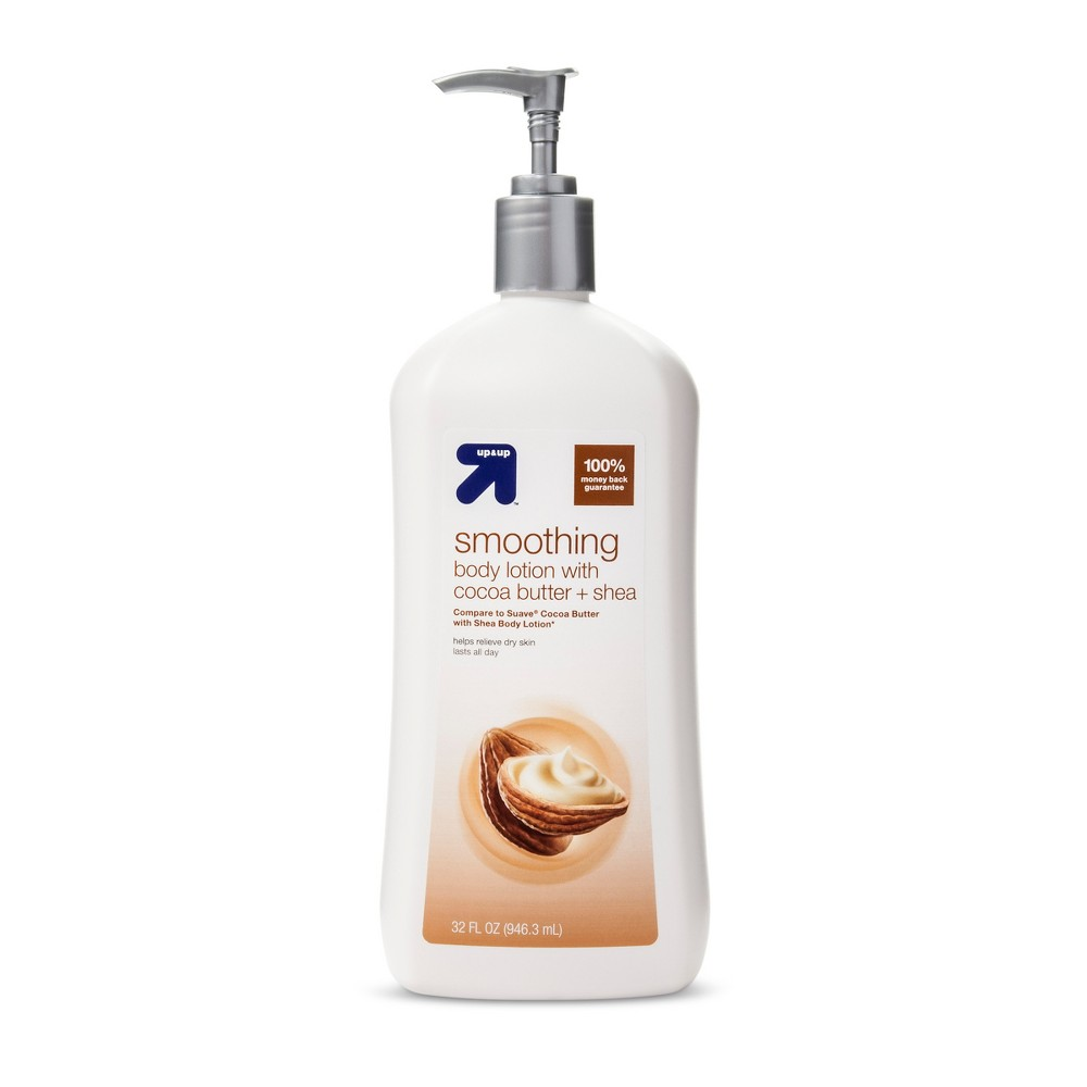 Cocoa Butter Body Lotion 32oz - Up&Up (Compare to Suave Cocoa Butter with Shea Body Lotion)