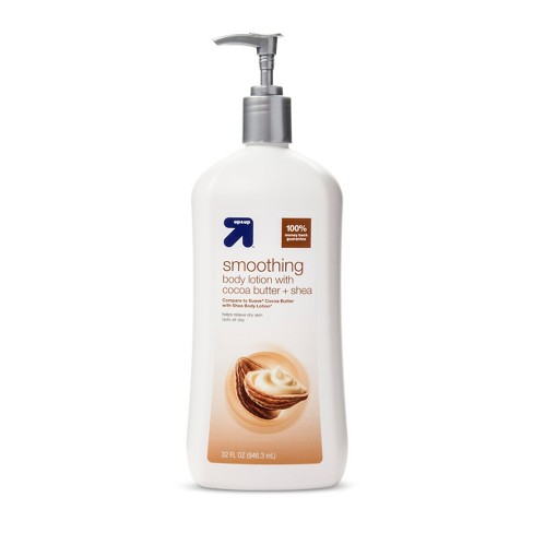 cocoa butter body lotion 32oz up up compare to suave cocoa