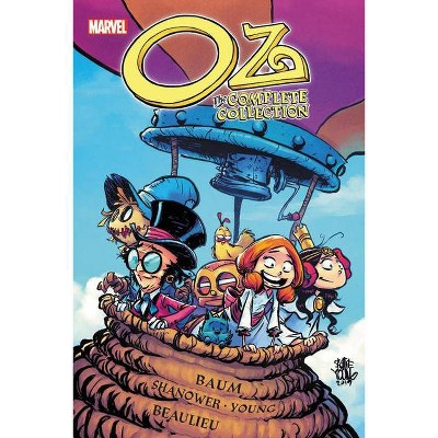 Oz: The Complete Collection - Ozma/Dorothy & the Wizard - (Paperback)