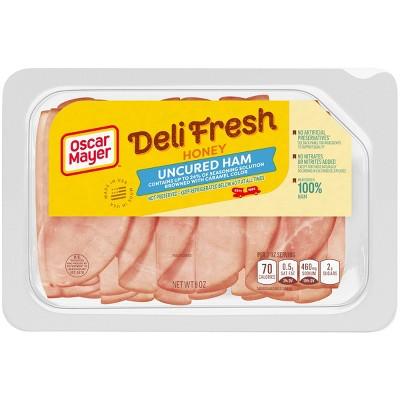 Oscar Mayer Deli Fresh Honey Ham - 9oz