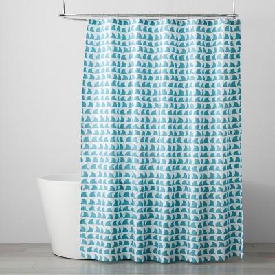 Fin Festival Shower Curtain - Pillowfort™