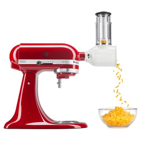 KitchenAid Fresh Prep Slicer/Shredder Attachment - White KSMVSA - image 1 of 5
