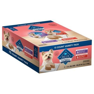 Dog Food: Blue Buffalo Divine Delights