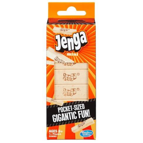 Jenga Game - Mini Version - image 1 of 3