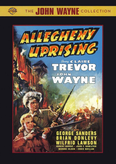 Allegheny uprising (DVD) - image 1 of 1