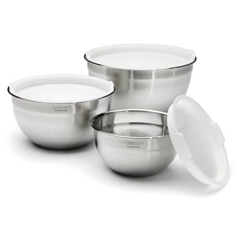 Cuisinart Mixing Bowls Set of 3