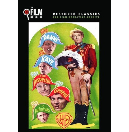 Inspector General (DVD) - image 1 of 1