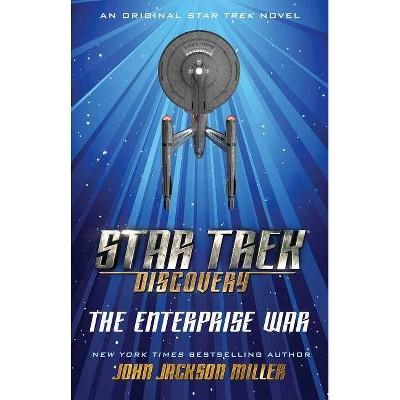 Star Trek: Discovery: The Enterprise War, Volume 5 - by  John Jackson Miller (Paperback)