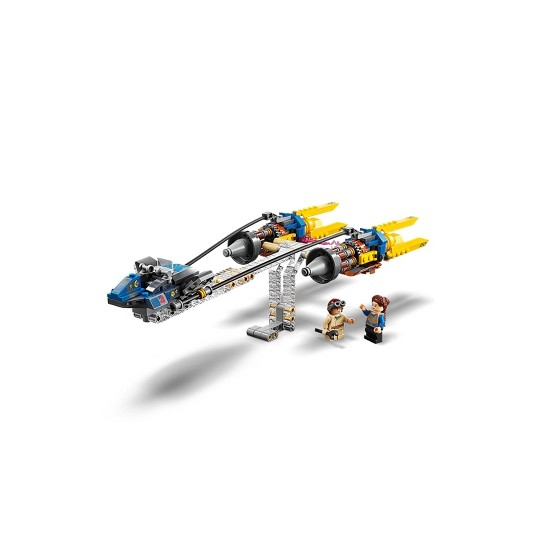 LEGO Star Wars Anakin's Podracer - 20th Anniversary Edition 75258 image number null
