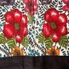 India Flower Vintage Apron - Design Imports - image 2 of 4