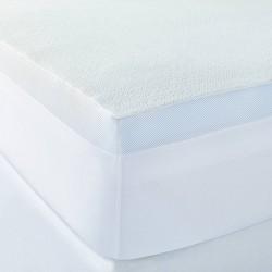 """3"""" Serene™ Foam Mattress Topper - Casaluna™"""