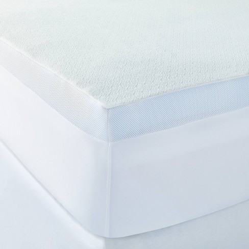 "3"" Serene™ Foam Mattress Topper - Casaluna™ - image 1 of 3"