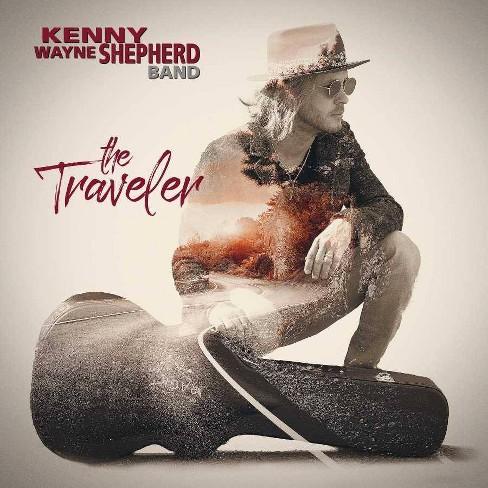 Kenny Wayne Shepherd - Traveler (CD) - image 1 of 1