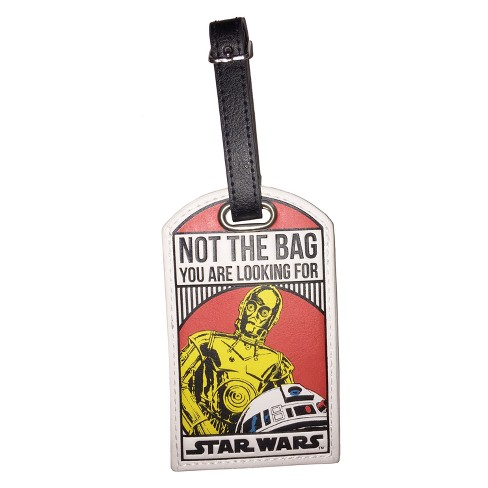 Star Wars Luggage Tag - image 1 of 1