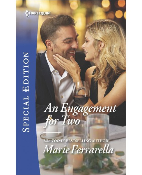 Engagement for Two (Paperback) (Marie Ferrarella) - image 1 of 1